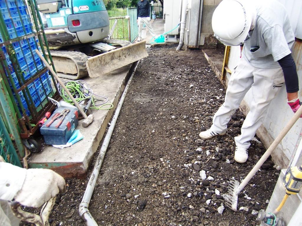 土間工事3